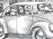 invis car